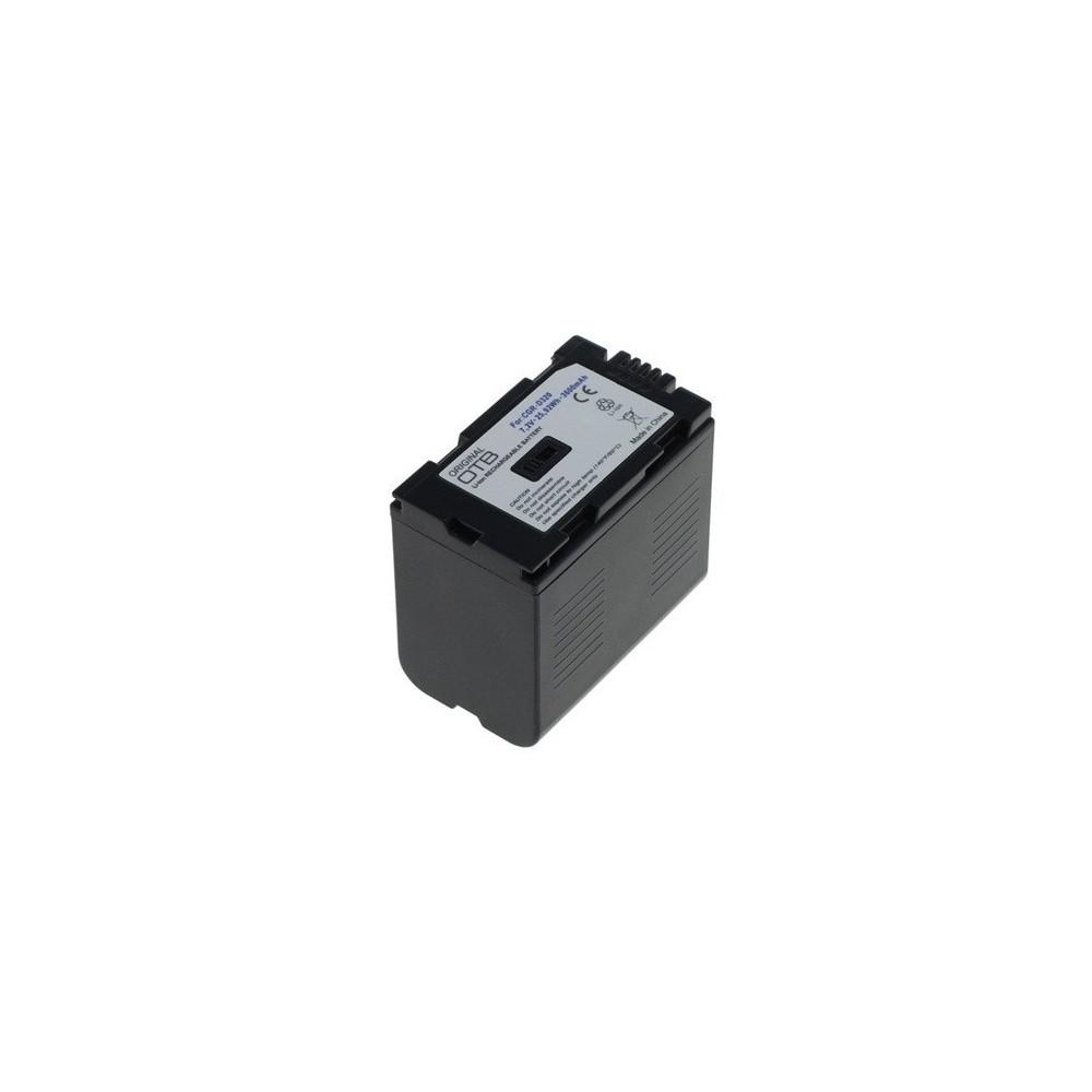 Batterij voor Panasonic CGR-D320 Li-Ion ON1425
