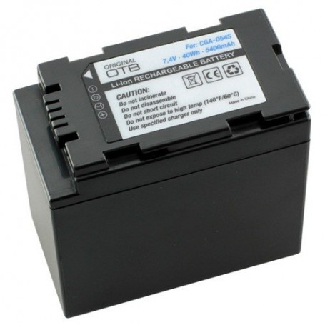 OTB - Batterij voor Panasonic CGA-D54S Li-Ion ON1428 - Panasonic foto-video batterijen - ON1428 www.NedRo.nl