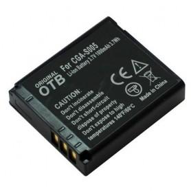 Batterij voor Panasonic CGA-S005/Ricoh DB-60/Fuji NP-70 ON1430