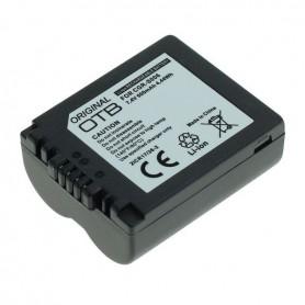 Batterij voor Panasonic CGR-S006 600mAh Li-Ion