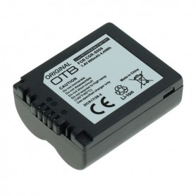 Battery for Panasonic CGR-S006 600mAh Li-Ion