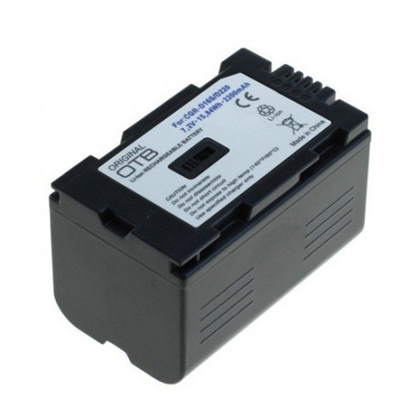 OTB, Battery for Panasonic CGR-D220 Li-Ion ON1433, Panasonic photo-video batteries, ON1433