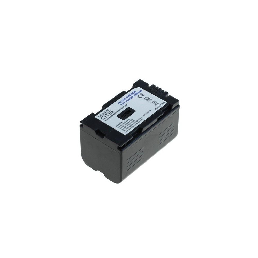 Batterij voor Panasonic CGR-D220 Li-Ion ON1433