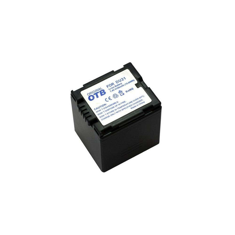 Batterij voor Panasonic CGA-DU21 Li-Ion ON1435