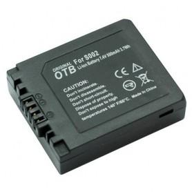Batterij voor  Panasonic DMW-BM7 / CGA-S002 ON1436