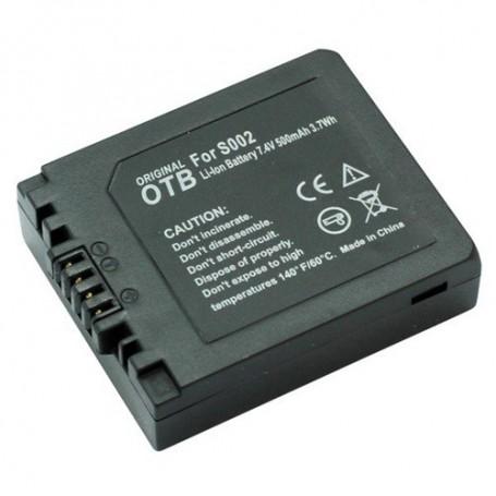OTB - Battery for Panasonic DMW-BM7 / CGA-S002 ON1436 - Panasonic photo-video batteries - ON1436