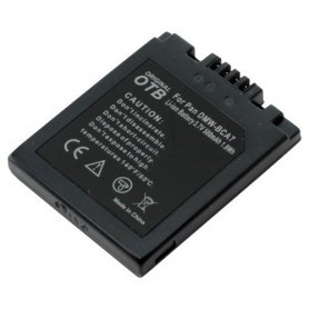 Battery for Panasonic DMW-BCA7 Li-Ion ON1437