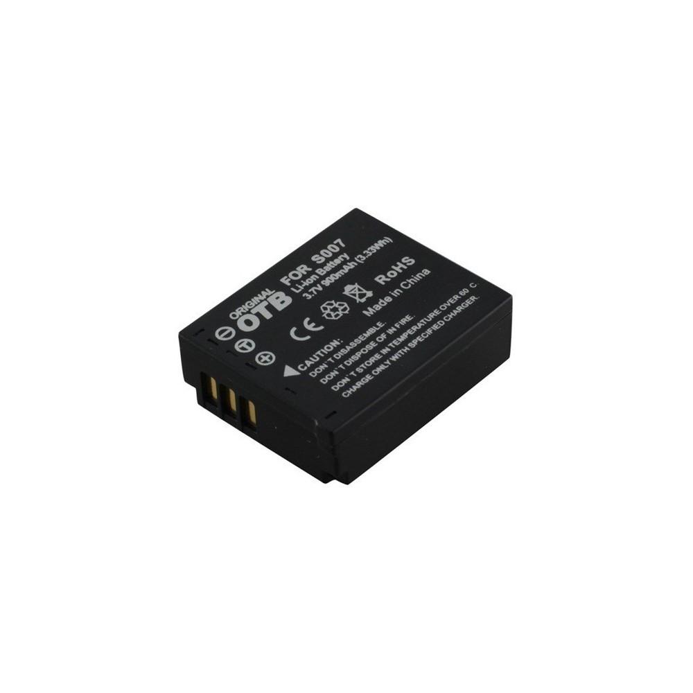 Batterij voor Panasonic CGA-S007 DMW-BCD10 ON1438