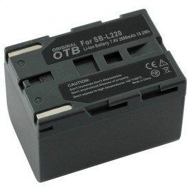 Battery for Panasonic Samsung SBL-SM160 ON1440