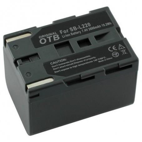 OTB, Batterij voor Panasonic SBL-SM160 ON1440, Panasonic foto-video batterijen, ON1440, EtronixCenter.com