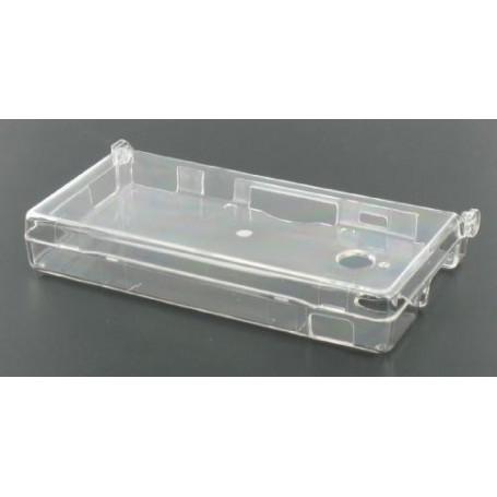 NedRo, Crystal Clear Beschermhoes Transparant voor Nintendo DSi 49986, Nintendo DSi, 49986, EtronixCenter.com