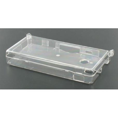 unbranded, Nintendo DSi Crystal Clear Case Transparant 49986, Nintendo DSi, 49986