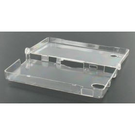 NedRo - Crystal Clear Beschermhoes Transparant voor Nintendo DSi 49986 - Nintendo DSi - 49986 www.NedRo.nl