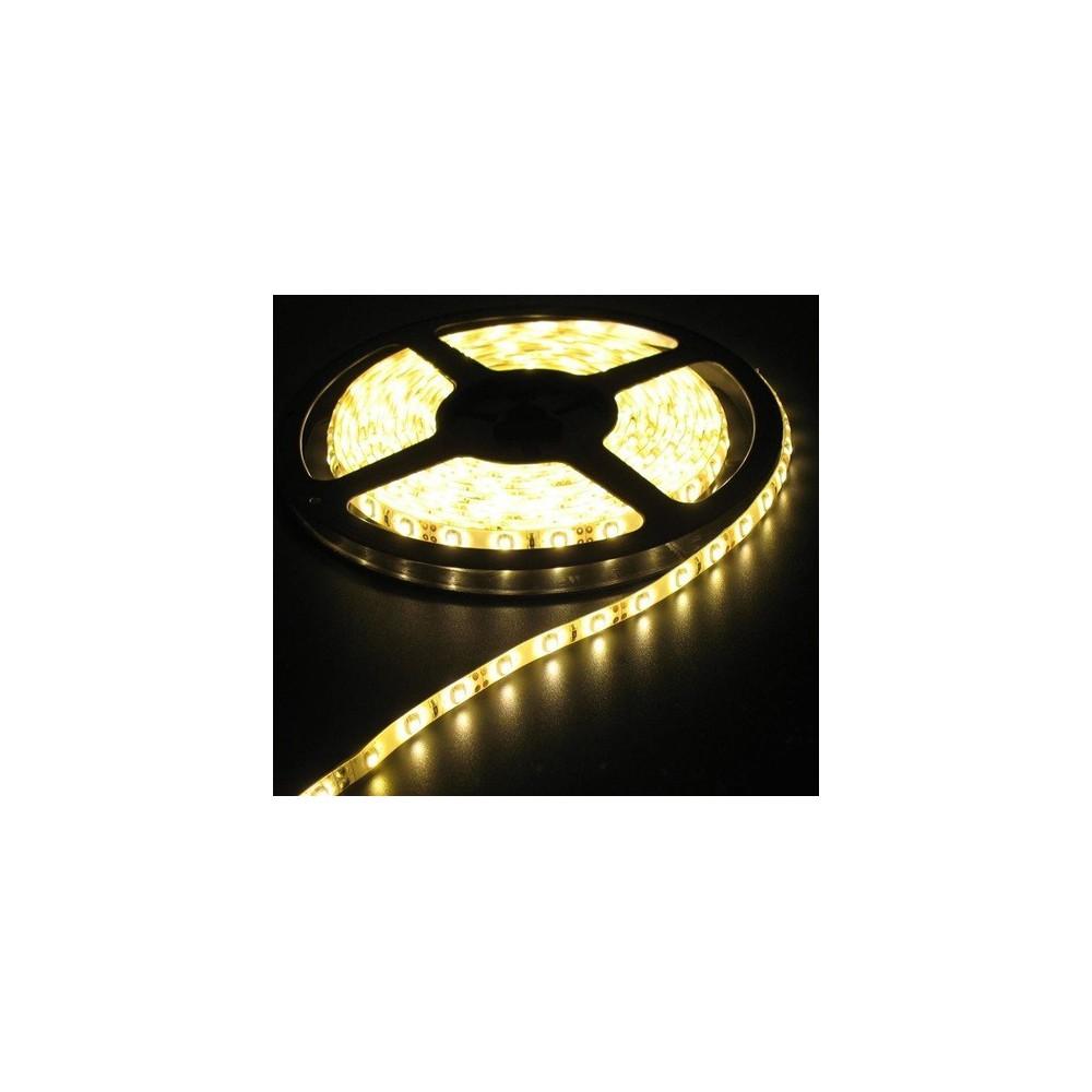NedRo - 5M LED szalag 60LED/M IP65 fehér PCB SMD3528 AL043 - LED szalag - AL043-5M www.NedRo.hu