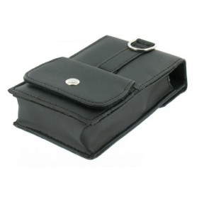 Nintendo DSi Leather Carry Bag Black 49987