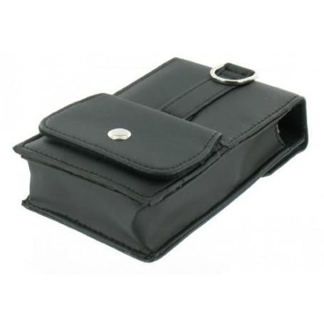 unbranded, Nintendo DSi Leather Carry Bag Black 49987, Nintendo DSi, 49987