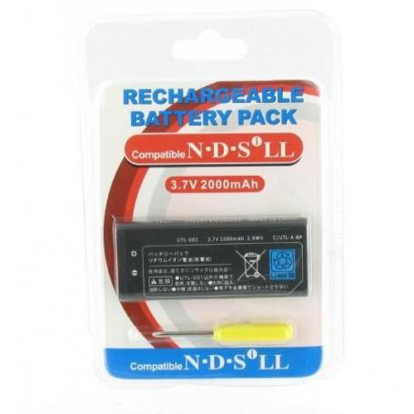 NedRo - Nintendo DSi XL Accu 2000 mAh YGN741 - Nintendo DSi XL - YGN741 www.NedRo.nl