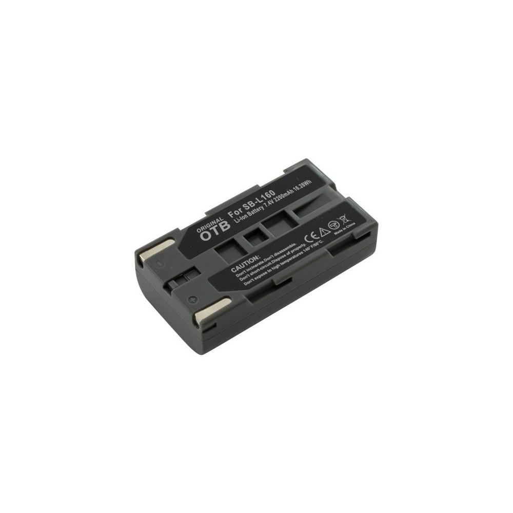 OTB - Baterie pentru Samsung SB-L160 Li-Ion 2200mAh - Samsung baterii foto-video - ON1444 www.NedRo.ro