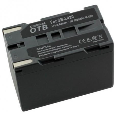 OTB - Batterij voor Samsung SB-L480 Li-Ion 6000mAh - Samsung FVB foto-video batterijen - ON1445 www.NedRo.nl