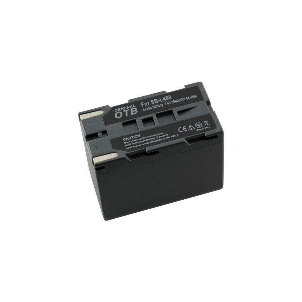 OTB - Baterie pentru Samsung SB-L480 Li-Ion 6000mAh - Samsung baterii foto-video - ON1445 www.NedRo.ro