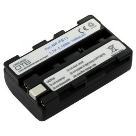 Battery for Sony NP-FS11 Li-Ion 1400mAh