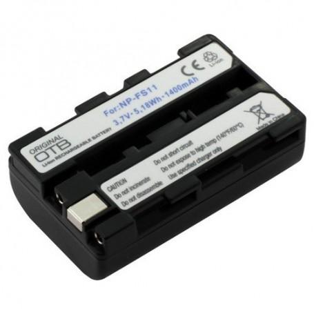 OTB, Battery for Sony NP-FS11 Li-Ion 1400mAh, Sony photo-video batteries, ON1449
