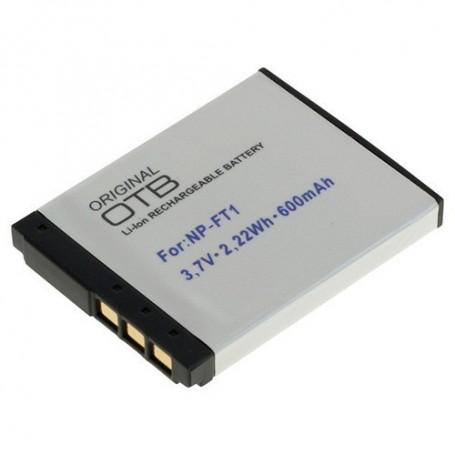 OTB, Batterij voor Sony NP-FT1 Li-Ion 600mAh, Sony foto-video batterijen, ON1454, EtronixCenter.com