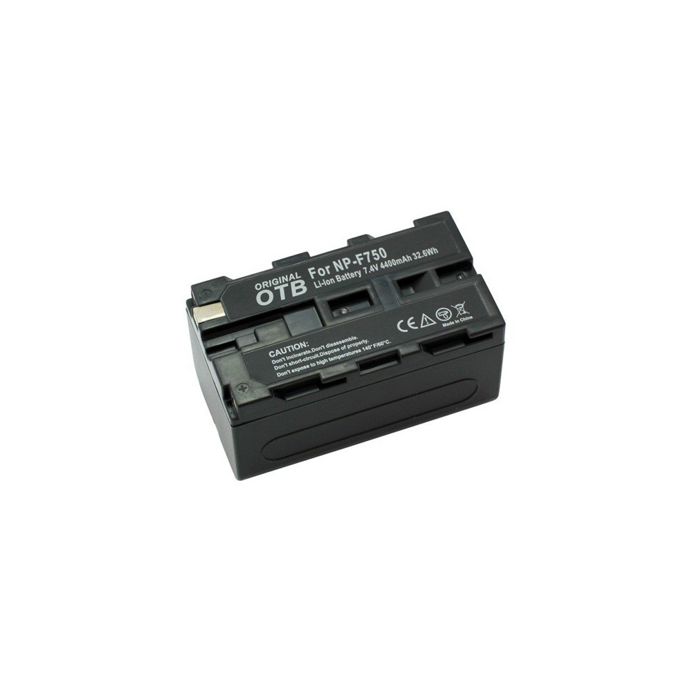 Batterij voor ony NP-F750 Li-Ion ON1456