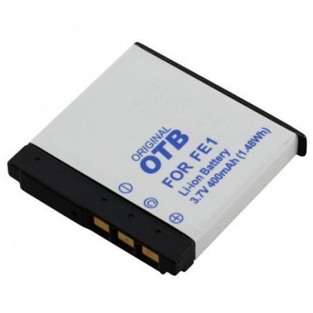 OTB, Batterij voor Sony NP-FE1 Li-Ion 400mAh, Sony foto-video batterijen, ON1458, EtronixCenter.com