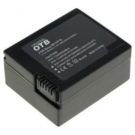 Battery for Sony NP-FF70 Li-Ion 1400mAh