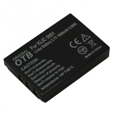 OTB - Battery for Kodak Klic-5001 / Sanyo DB-L50 Li-Ion ON1461 - Kodak photo-video batteries - ON1461