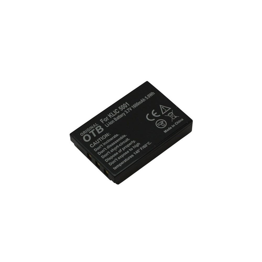 Batterij voor Kodak Klic-5001 / Sanyo DB-L50 Li-Ion ON1461