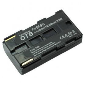 Batterij voor Canon BP-915 Li-Ion - ON1468