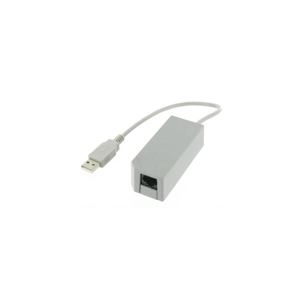 Netwerkadapter voor Nintendo Wii Wii Mini en Wii U YGN560