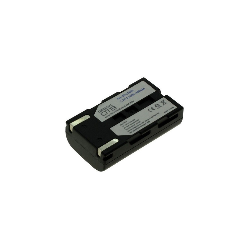 Batterij voor Samsung SBL-SM80 Li-Ion ON1482