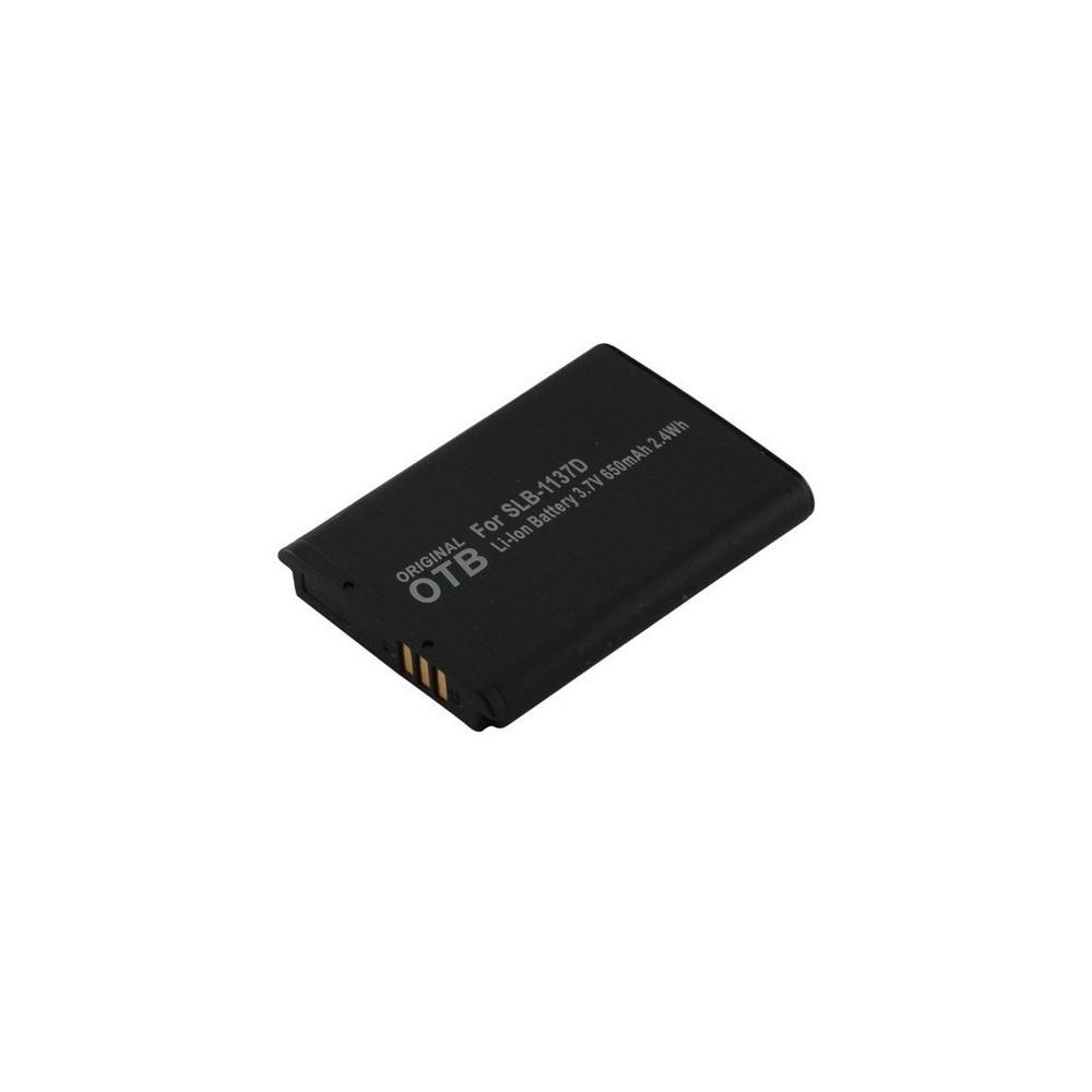 Batterij voor Samsung SLB-1137D Li-Ion ON1484