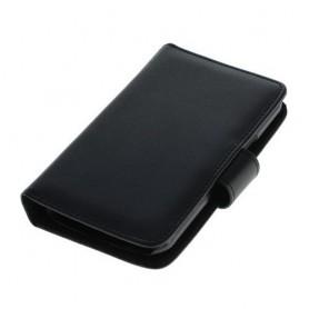 Bookstyle Case voor Samsung Galaxy J1 SM-J100 - (Enkel voor J1 eerste editie, NIET geschikt voor andere edities)