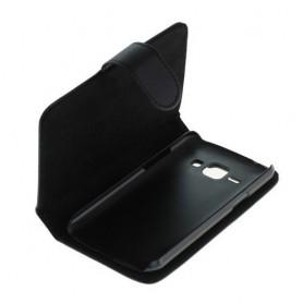 OTB, Bookstyle Case voor Samsung Galaxy J1 SM-J100 - (Enkel voor J1 eerste editie, NIET geschikt voor andere edities), Samsun...