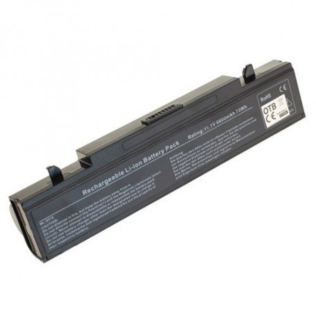 OTB, Battery for Samsung Q318 / R510 / R468 / R710 / AA-PB9NC6B Li-Ion 6600mAh, Samsung laptop batteries, ON1515