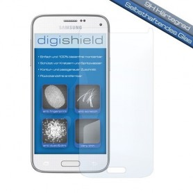 digishield, Gehard glas voor Samsung Galaxy S5 SM-G900, Samsung Galaxy glas , ON1564, EtronixCenter.com