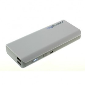 NedRo - PowerBank 11000mAh 1A/2A Power Station - Powerbanks - ON1600 www.NedRo.nl