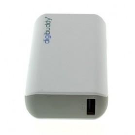 NedRo, 4400mAh Power Bank DB-4410 Li-Ion Alb, Powerbanks, ON1602, EtronixCenter.com