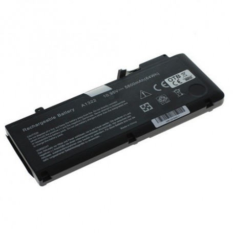 "OTB - Accu voor Apple MacBook Pro 13"" (A1322 / A1278 2009) Li-Polymer - Apple macbook laptop accu's - ON1533 www.NedRo.nl"