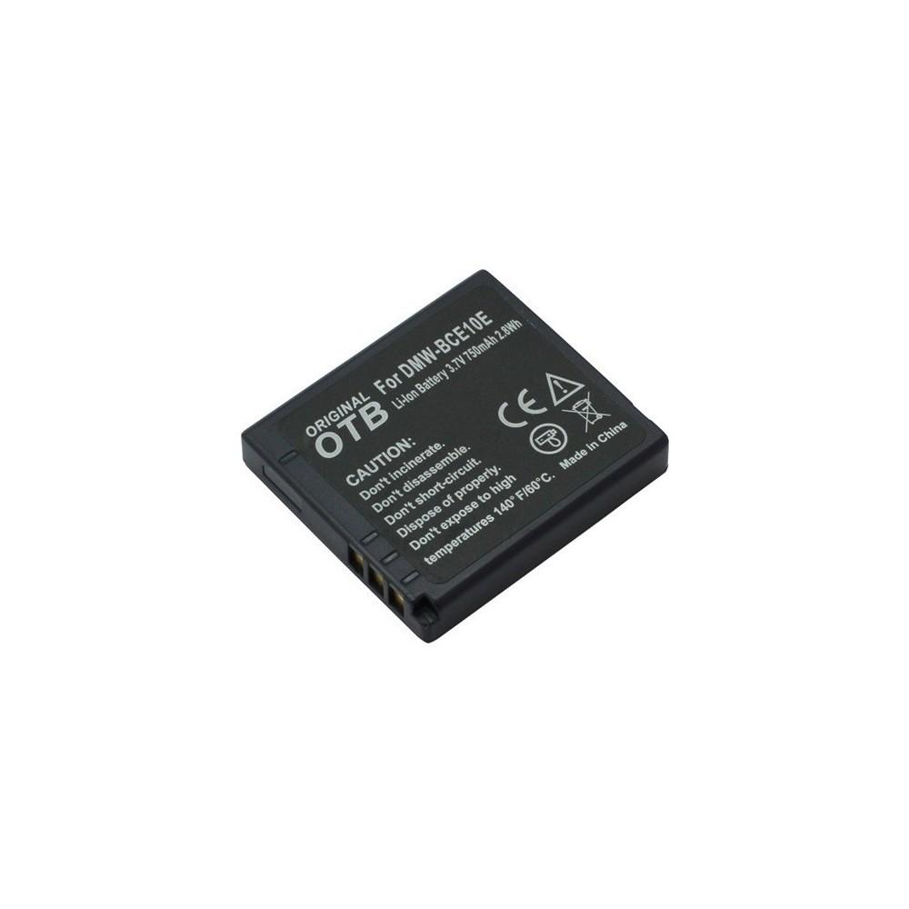 OTB - Batterij voor Panasonic DMW-BCE10E/CGA-S008/Ricoh DB-70 ON1539 - Panasonic foto-video batterijen - ON1539 www.NedRo.nl