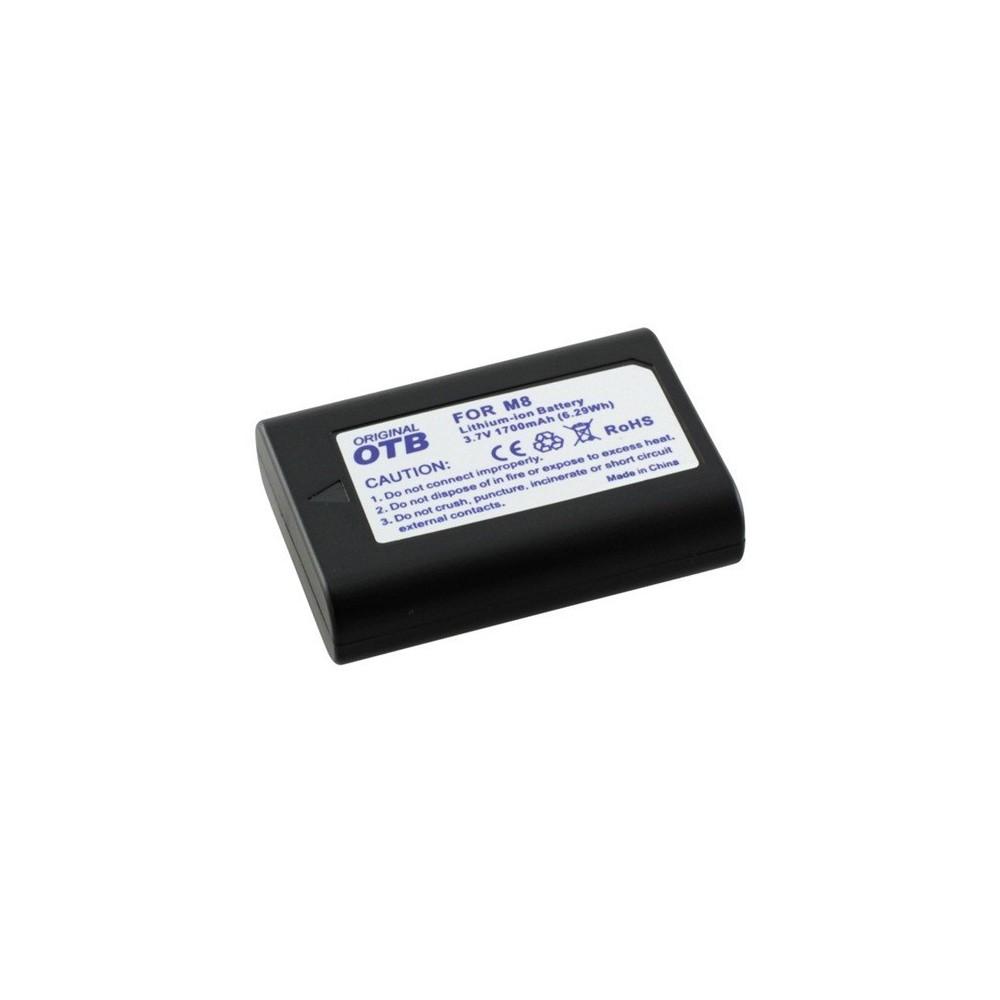 OTB - Batterij voor Leica M8 / M9 / M9-P Li-Ion ON1541 - Andere foto-video batterijen - ON1541-C www.NedRo.nl