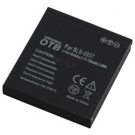 OTB, Batterij voor Samsung SLB-0937 750mAh, Samsung FVB foto-video batterijen, ON1547, EtronixCenter.com