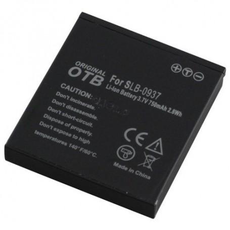 OTB, Battery for Samsung SLB-0937 750mAh, Samsung photo-video batteries, ON1547