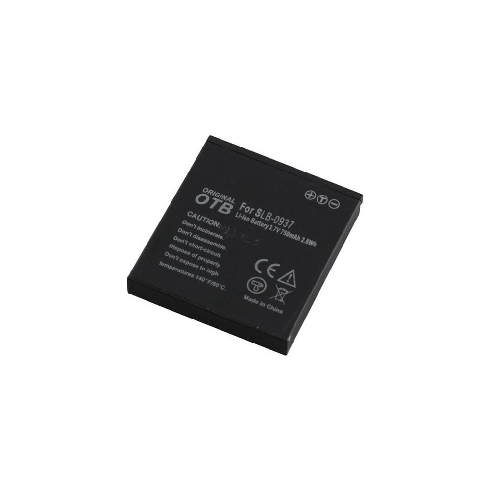 OTB - Baterie pentru Samsung SLB-0937 750mAh - Samsung baterii foto-video - ON1547 www.NedRo.ro