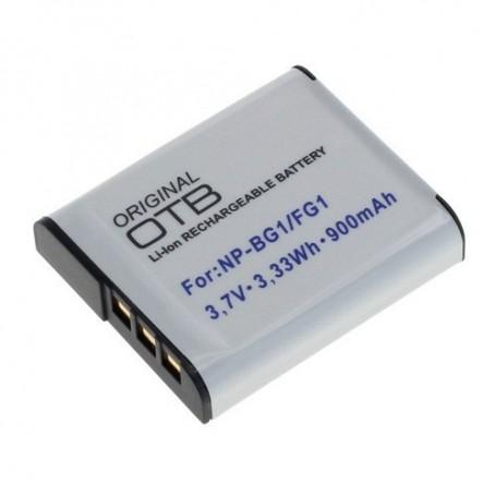 OTB - Batterij voor Sony NP-BG1 / NP-FG1 Li-Ion - Sony foto-video batterijen - ON1548 www.NedRo.nl