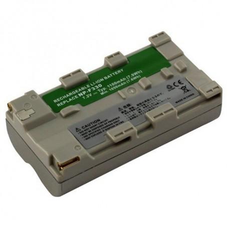 OTB, Batterij voor Sony NP-F330 Li-Ion ON1549, Sony foto-video batterijen, ON1549, EtronixCenter.com